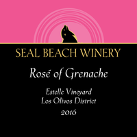 2014 Cabernet Sauvignon Clone 101, Estella Vineyard, Los Olivos District