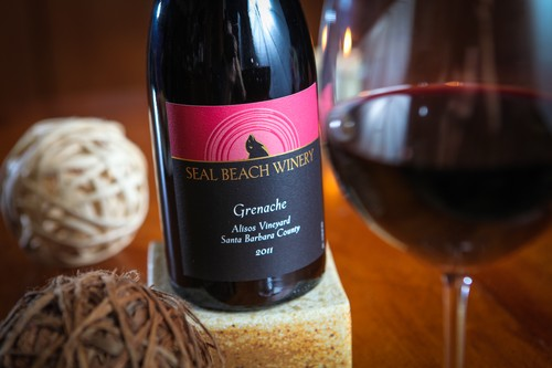 2011 Grenache Alisos Vineyard Santa Barbara County