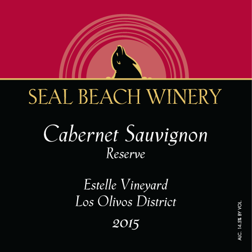 2015 Cabernet Sauvignon Reserve Estelle Vineyard Los Olivos District