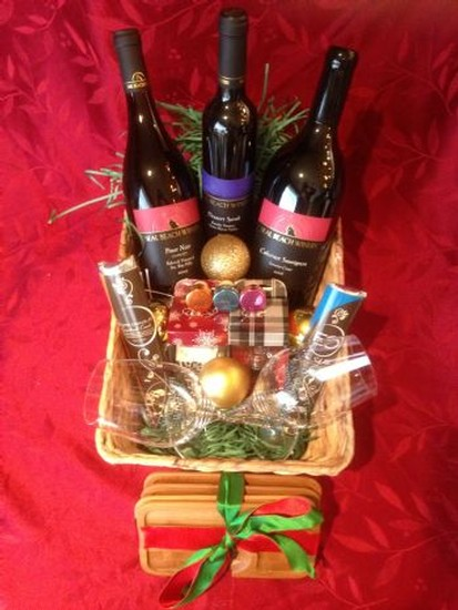 $125 Gift Basket Mix