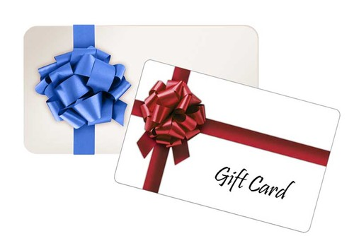 $40 Gift Certificate Image