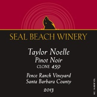 2013 Taylor Noelle Pinot Noir Clone 459 Pence Ranch Vineyard