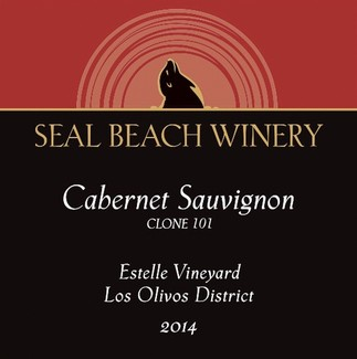 2014 Cabernet Sauvignon Clone 101, Estelle Vineyard, Los Olivos District